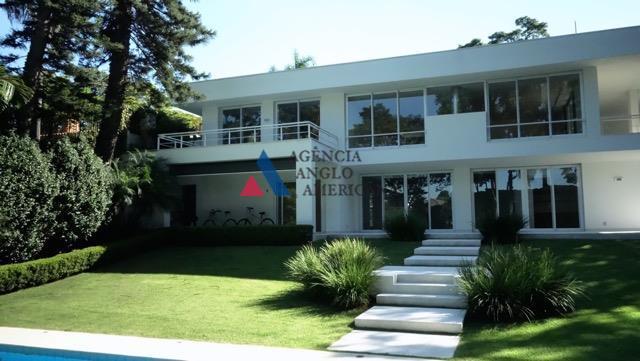 Casa em condomínio fechado, à venda ou locação, Alto da Boa Vista, São Paulo - CA0892.