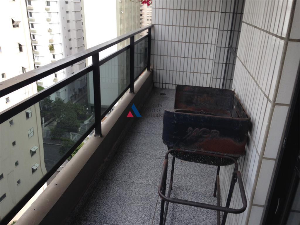 Apartamento Residencial para locação, Brooklin Paulista, São Paulo - AP1113.