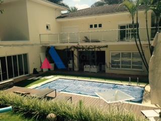 Casa residencial para locação, Alto da Boa Vista, São Paulo.