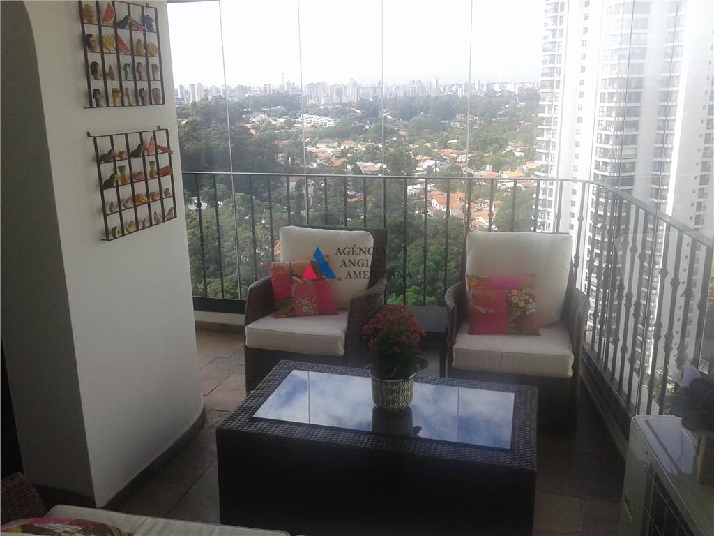 Apartamento para venda e locação, Alto da Boa Vista, São Paulo - AP6319.