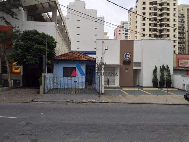 Terreno  comercial à venda, Moema, São Paulo.