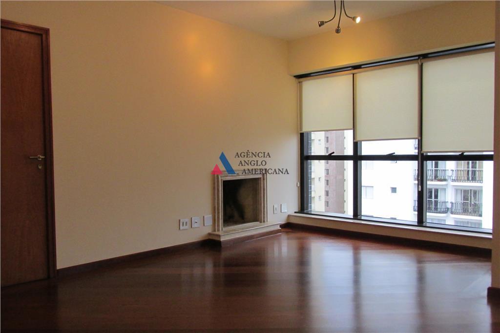 Apartamento residencial para locação, Brooklin, São Paulo - AP3588.