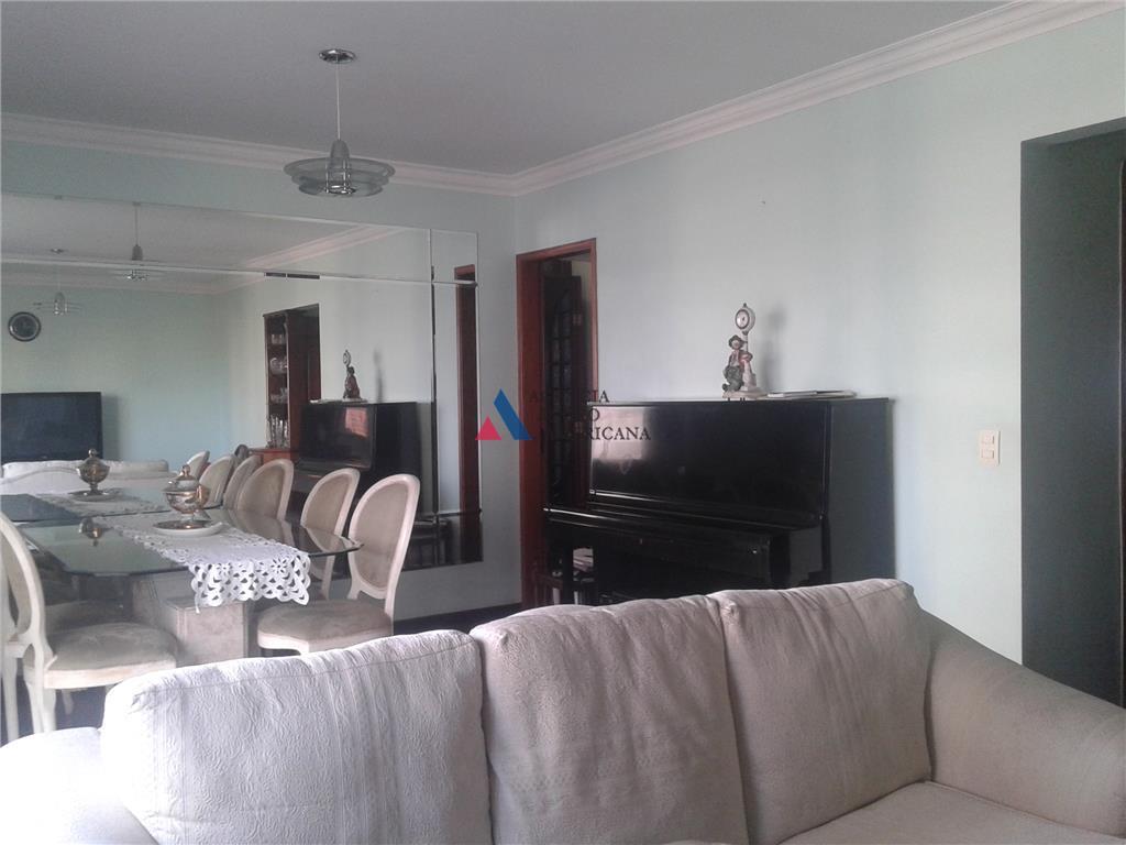 Apartamento residencial à venda, Campo Belo, São Paulo - AP11665.