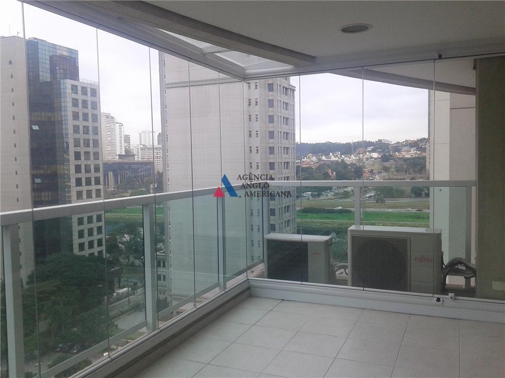 Apartamento residencial para locação, Brooklin, São Paulo - AP5715.