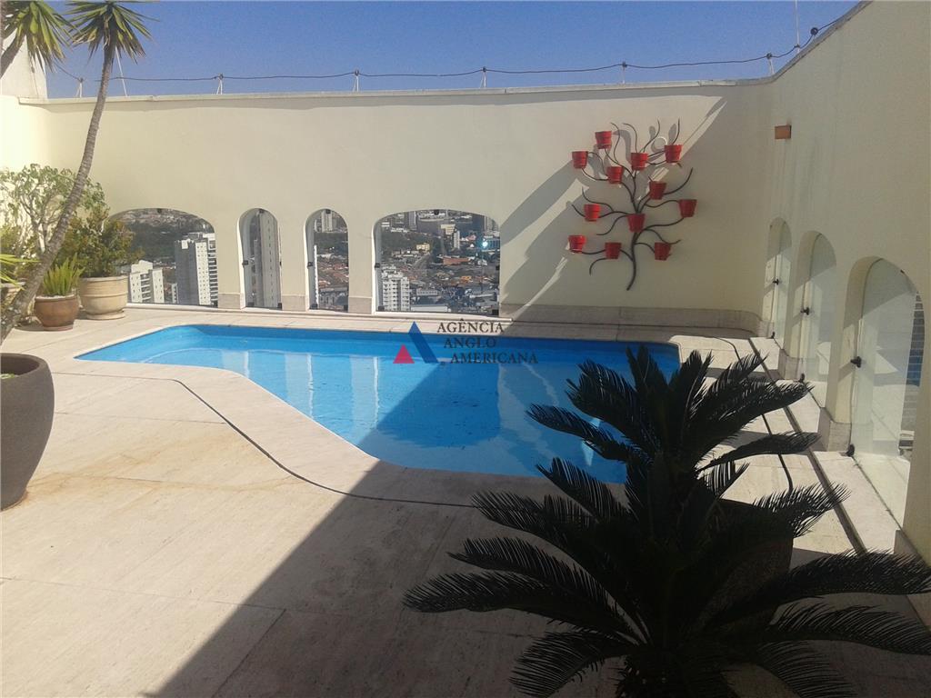 cobertura duplex, com piscina e churrasqueiralinda vista, 2 amplos terraços com total privacidade, área gourmet cobertaampla...