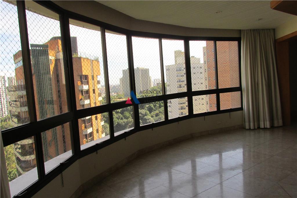 Apartamento residencial para locação, Morumbi, São Paulo - AP3732.
