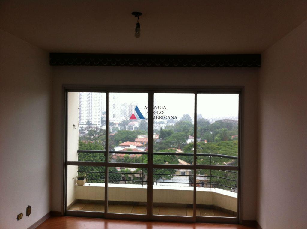 Apartamento residencial para locação, Brooklin, São Paulo - AP7616.