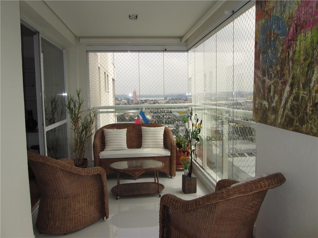 Apartamento residencial mobiliado para locação, Alto da Boa Vista, São Paulo - AP11754.