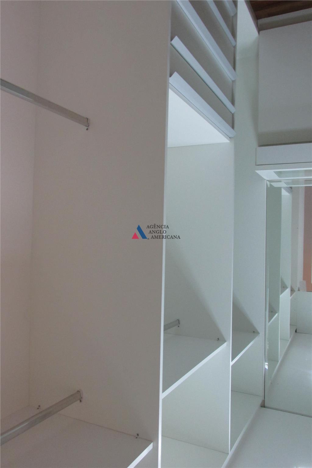 apartamento amplo e moderno, em condomínio fechado, estilo clube.