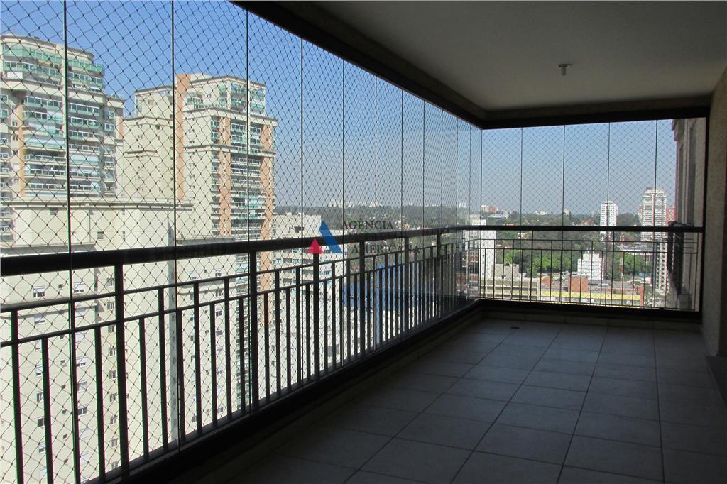 Apartamento residencial para locação, Brooklin, São Paulo - AP9218.