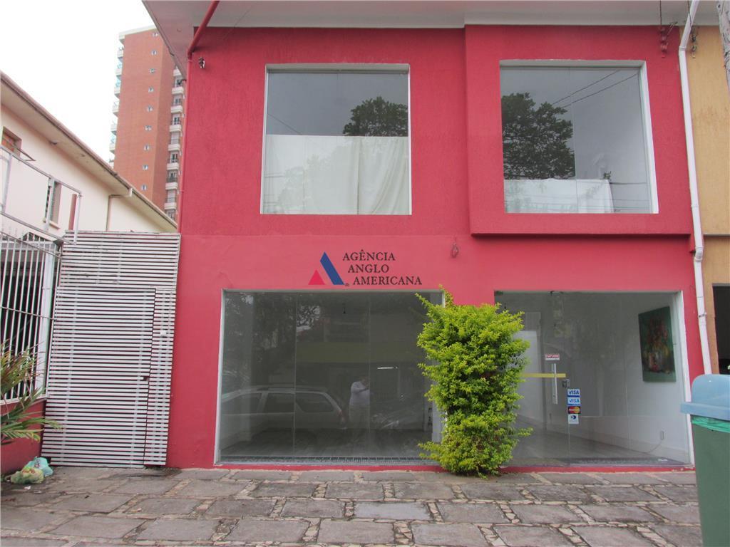 Casa comercial para venda e locação, Campo Belo, São Paulo - CA2850.