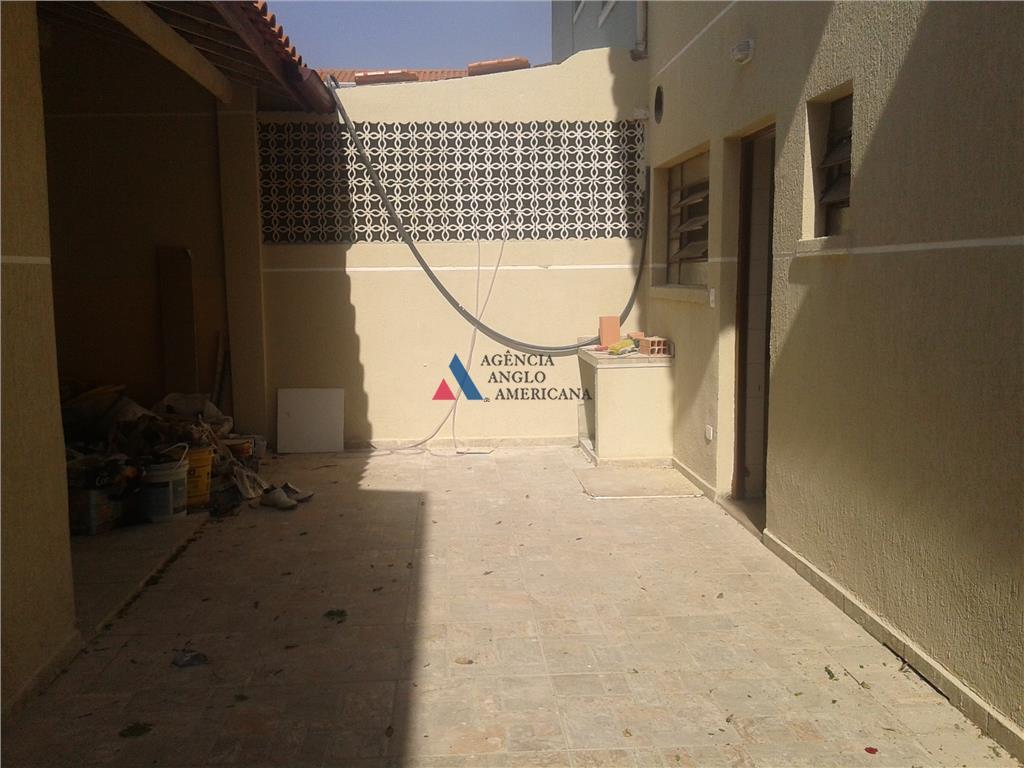 sobrado reformadogaragem com portão automático; sala em l; espaçosa edícula, com lavanderia e dormitório de empregadainstalação...