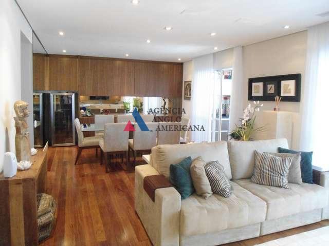 Apartamento residencial para locação, Morumbi, São Paulo - AP11870.