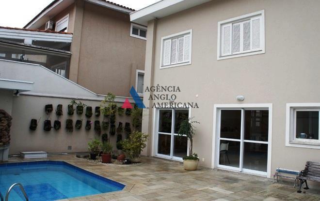 Casa condomínio fechado para locação, Morumbi, São Paulo - CA2755.