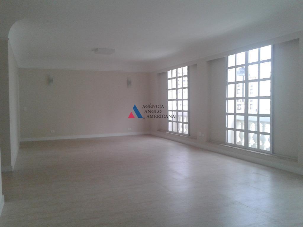 Apartamento reformado para locação, Jardins, São Paulo.