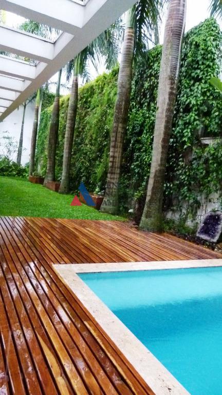 Casa residencial para locação, Paineiras do Morumbi, São Paulo.