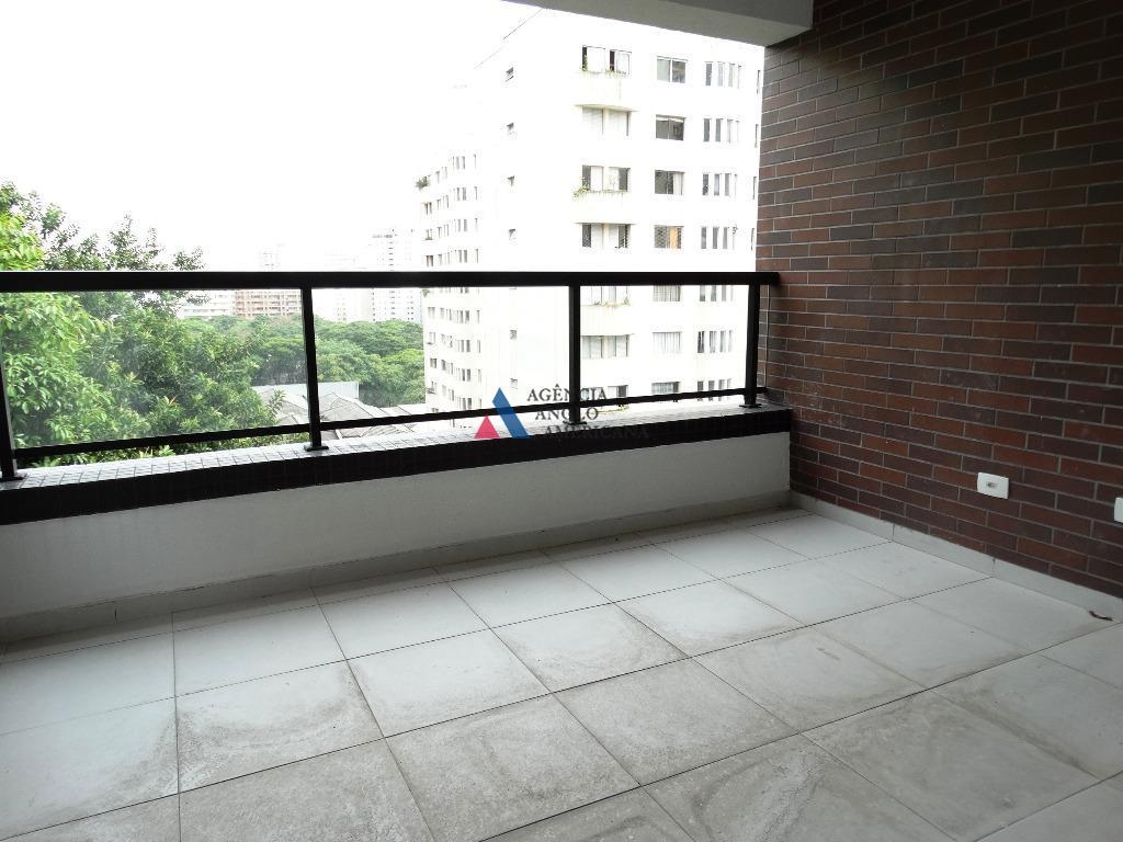 Apartamento para locação, Consolação, São Paulo - AP11955.