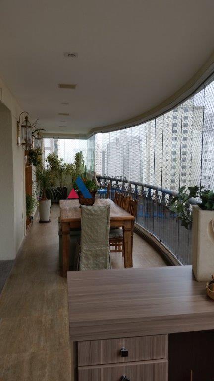 Apartamento para locação, Moema, São Paulo - AP11916.