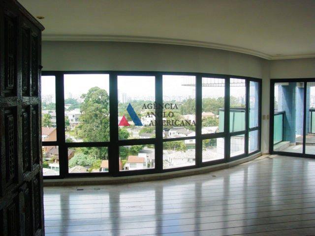 Apartamento condomínio fechado para venda e locação, Morumbi, São Paulo - AP10140.