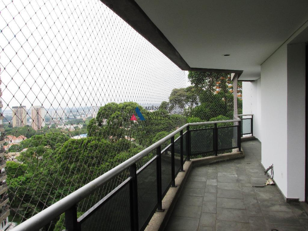 Apartamento em condomínio fechado para locação, Alto da Boa Vista, São Paulo - AP1158.