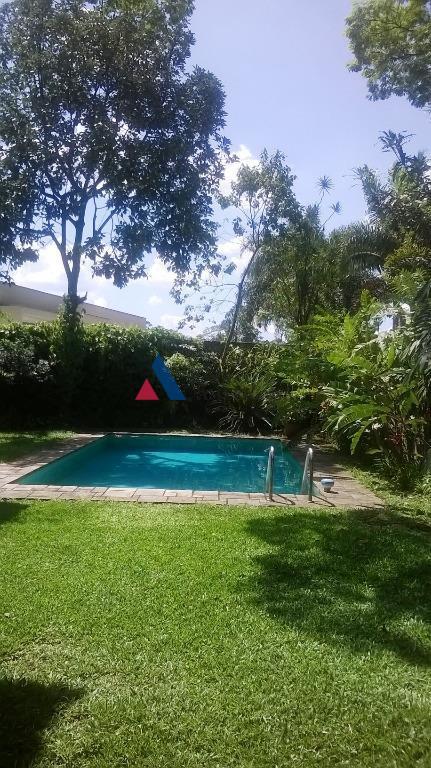 Casa em Rua Fechada para locação, Alto da Boa Vista, São Paulo - CA2765.