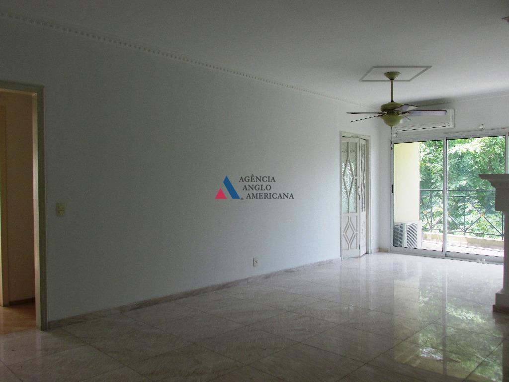 apartamento - localização em frente ao parque villa lobos, em condomínio com poucos moradores, área de...