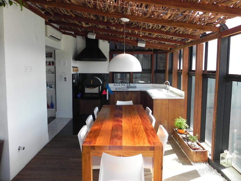 duplex de 4 dormitórios, transformado em 3 suitesmagnífico projeto e acabamento diferenciadolocalização excelente, com fácil acesso...