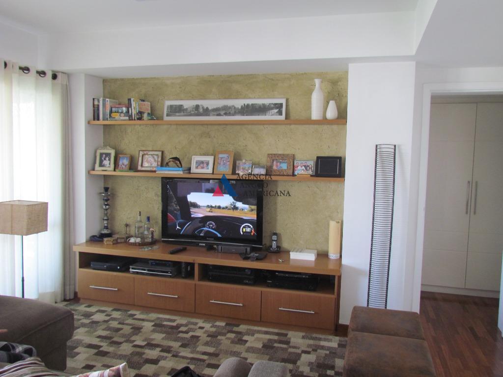 apartamento mobiliado e equipado com excelente área de lazer.