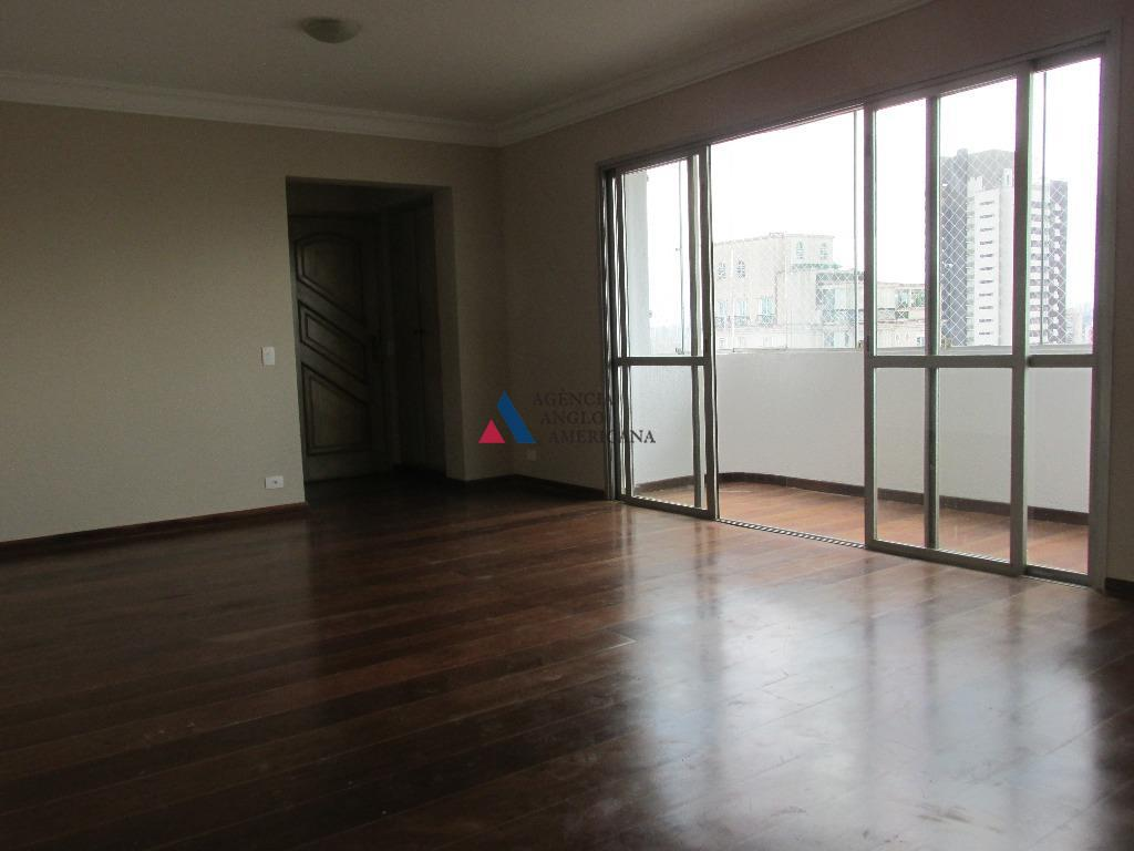 Apartamento para locação, Campo Belo, São Paulo - AP12103.