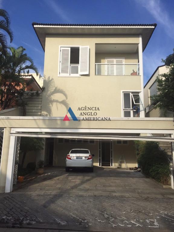 Casa em rua fechada, Morumbi, São Paulo - CA2025.