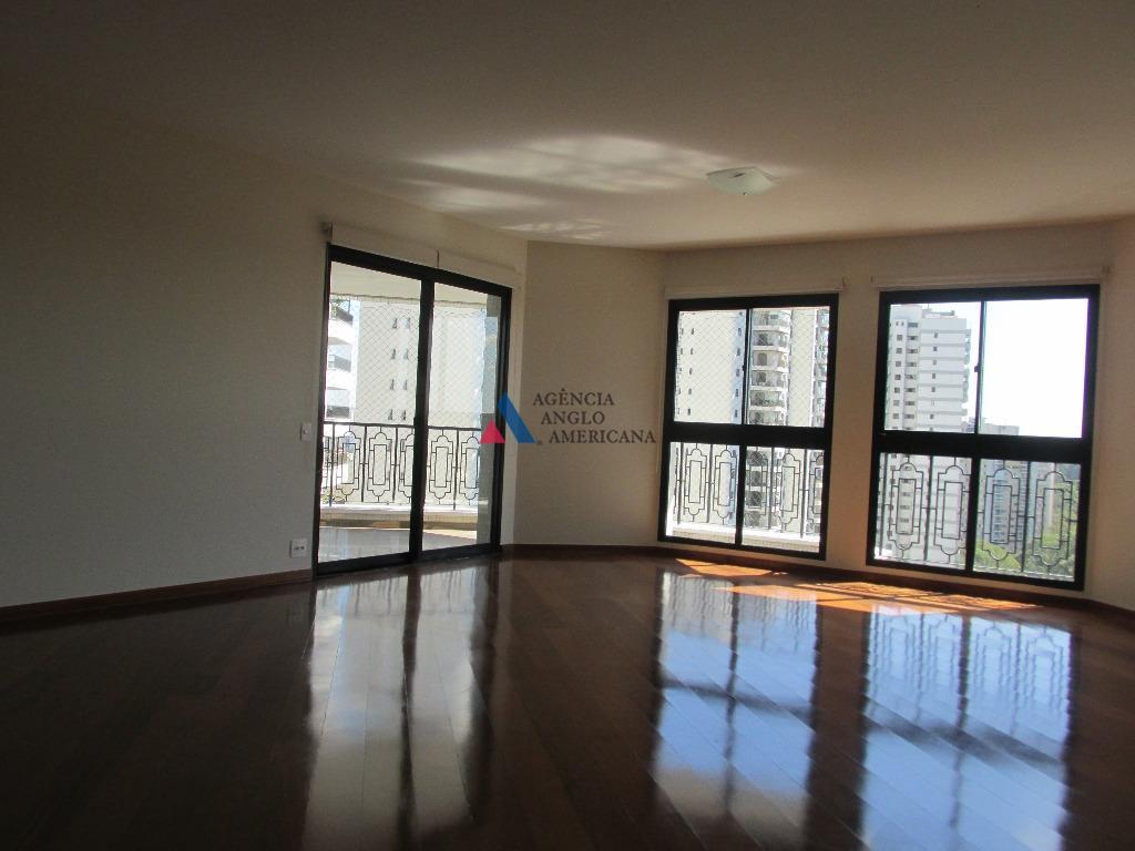 Apartamento Residencial para locação, Alto da Boa Vista, São Paulo - AP0830.