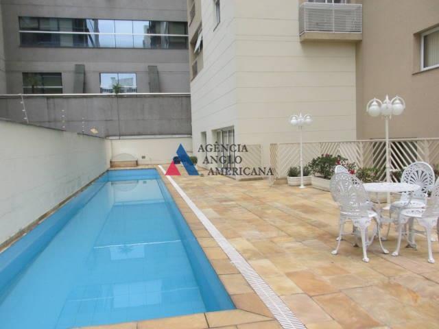apartamento - locação no melhor do itaim bibi - 360 m2, 4 suítes, 2 vagas, terraço,...