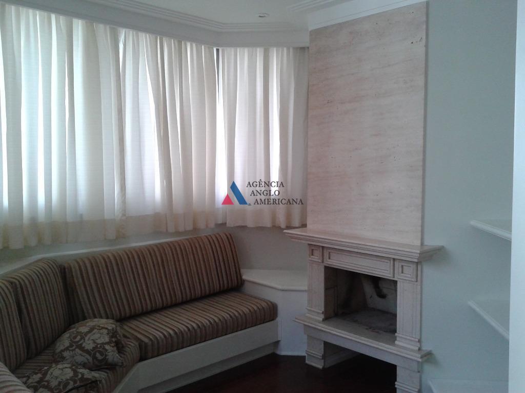 Apartamento para locação, Campo Belo, São Paulo - AP10160.