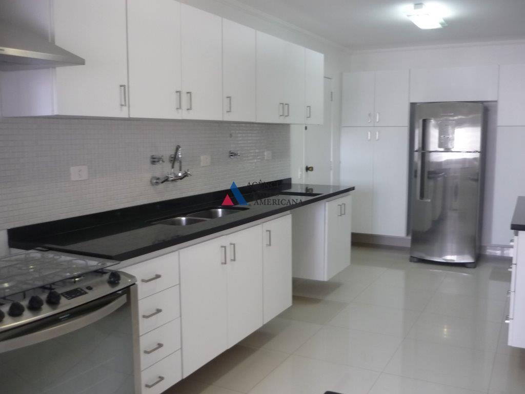 Apartamento em condomínio fechado para locação, Alto da Boa Vista, São Paulo - AP2150.