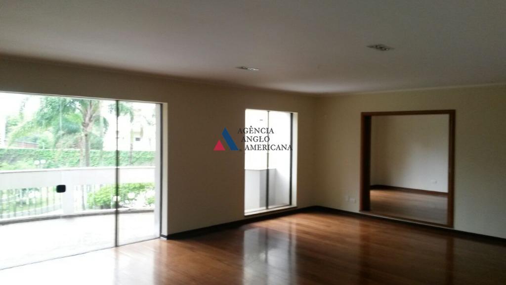 Apartamento Residencial para locação, Morumbi, São Paulo - AP3153.