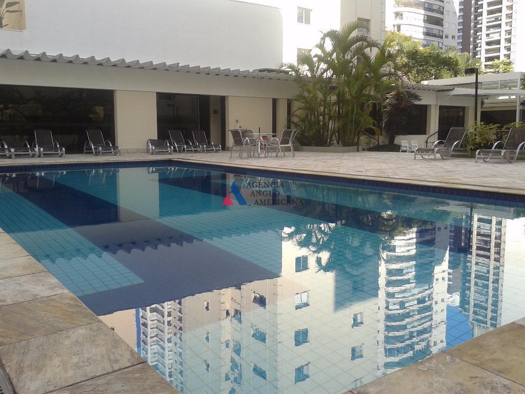Apartamento para venda e locação, Campo Belo, São Paulo - AP5380.