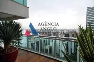 Apartamento para venda e locação, Brooklin, São Paulo - AP5660.