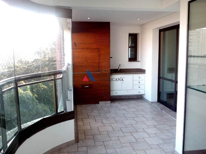 Apartamento para venda e locação, Panamby, São Paulo.