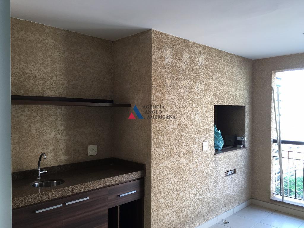 Apartamento Residencial para locação, Brooklin Paulista, São Paulo - AP9256.