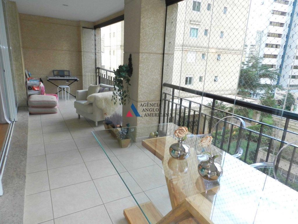 Apartamento residencial para locação, Brooklin, São Paulo - AP3186.