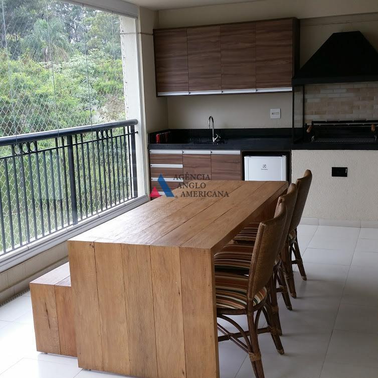 condomínio les jardins - mega área de lazerapartamento moderno, com terraço gourmet, ampla área social e...