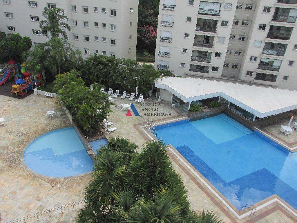 Apartamento residencial para locação, Vila Cruzeiro, São Paulo.