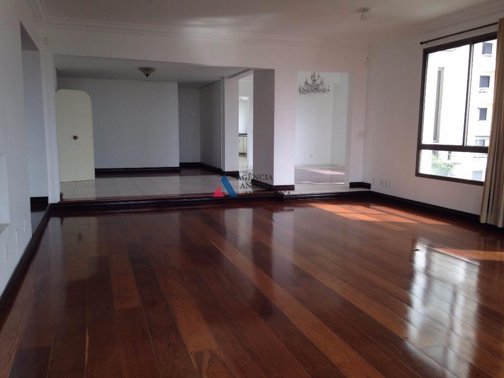 Apartamento Residencial para locação, Morumbi, São Paulo - AP4078.