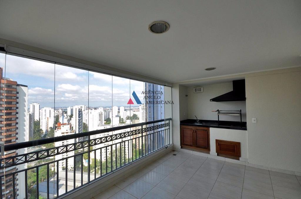 Apartamento Residencial para locação, Morumbi, São Paulo - AP5817.