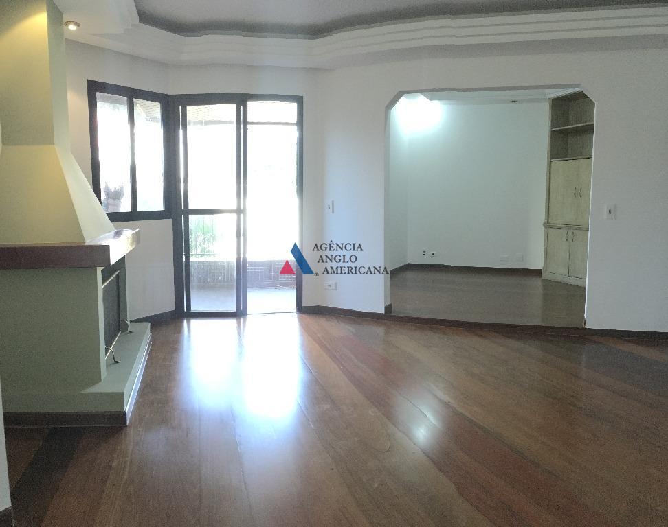 Apartamento para locação e venda, Campo Belo, São Paulo.