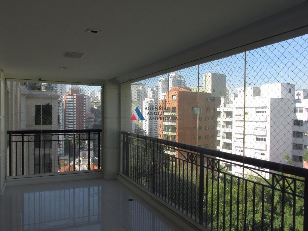 Cobertura residencial para locação, Perdizes, São Paulo.