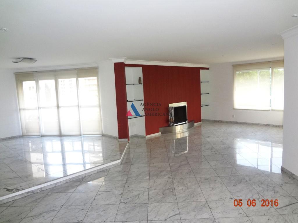 Apartamento para venda e locação, Panamby, São Paulo - AP7441.