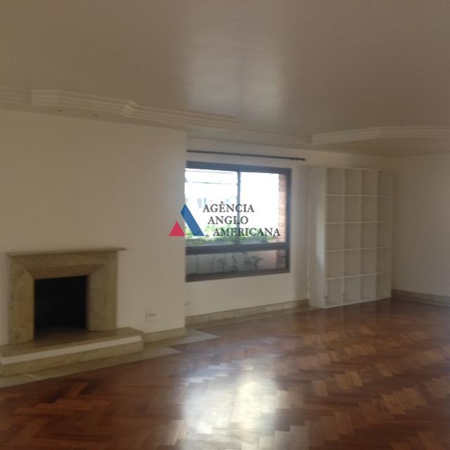 apartamento - locação - edifício de alto padrãoexcelente localização nos jardins (casa branca)são 4 suítes, ampla...