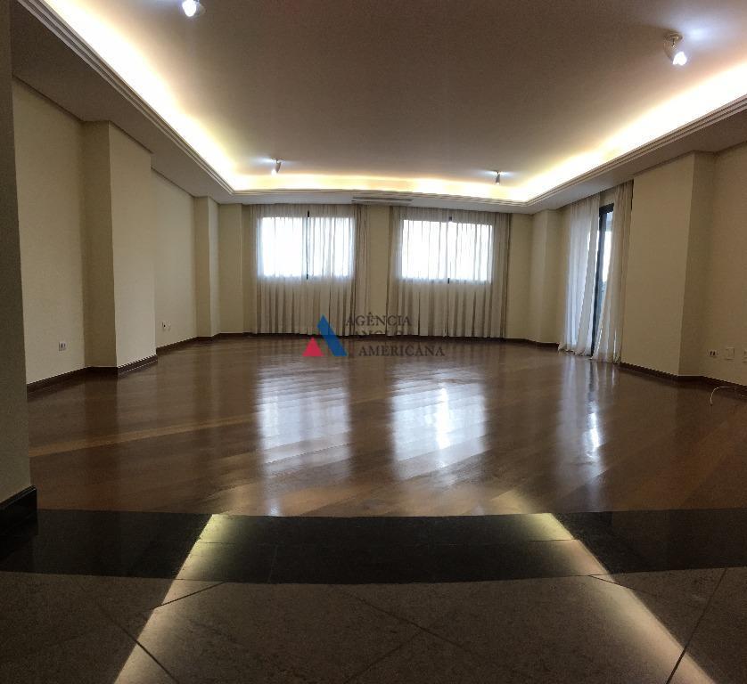 Apartamento Residencial para locação, Alto da Boa Vista, São Paulo - AP5168.