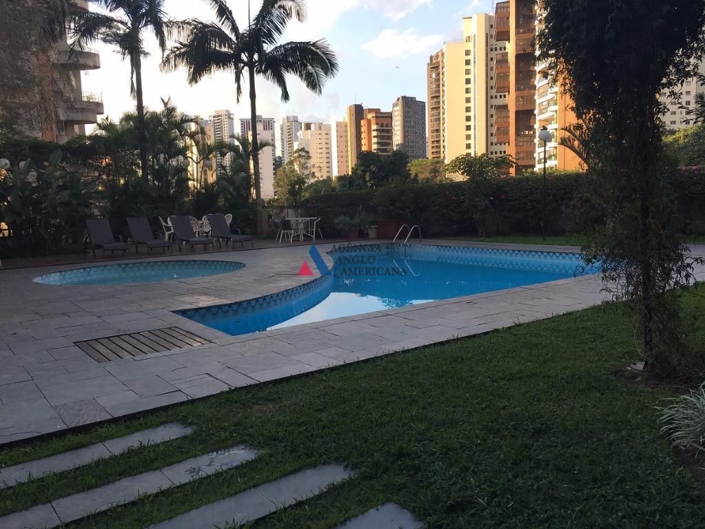 Cobertura residencial para locação, Morumbi, São Paulo.